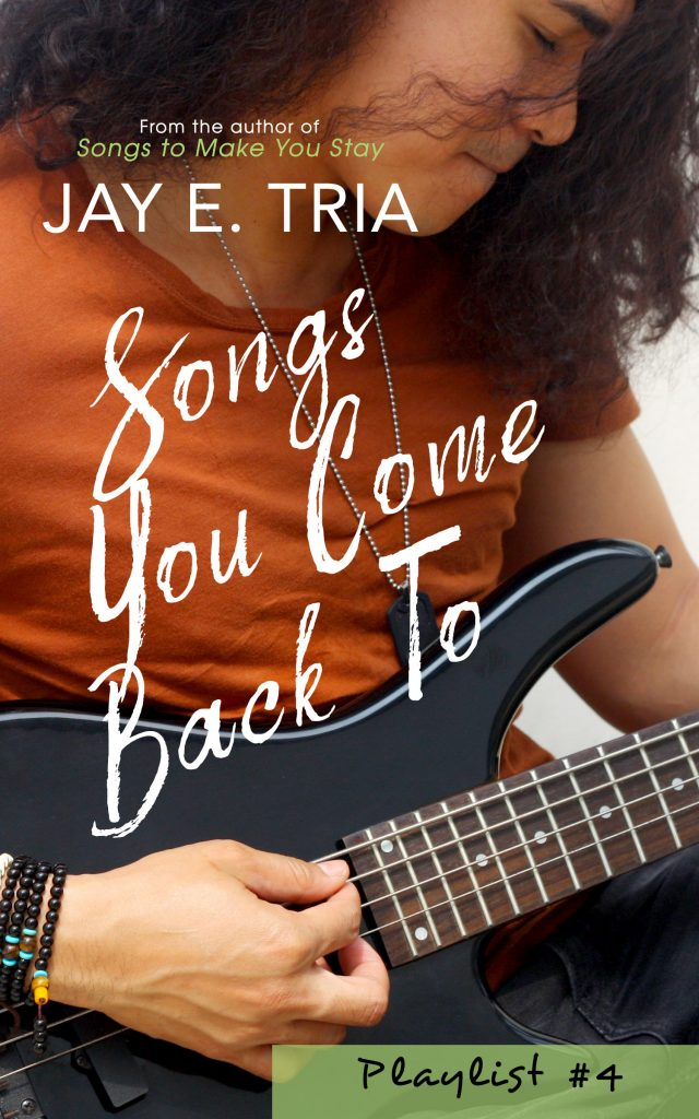 songs you come back to, jay e. tria book review
